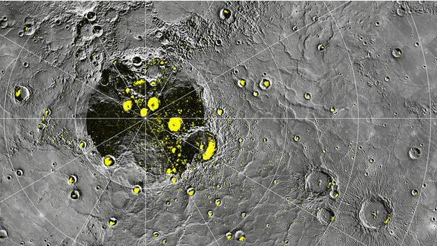 Imágenes de Mercurio