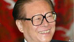 جیانگ زمین، رییسجمهوری پیشین چین