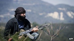 گروههای مخالف دولت سوريه