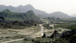 مناطق مرزی پاکستان و افغانستان