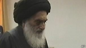 آیتالله علی سیستانی، پرنفوذترین روحانی عراق