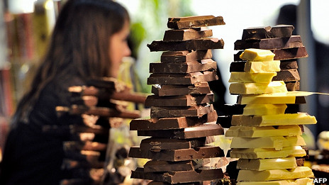 Evidencias de que comer chocolate no engorda