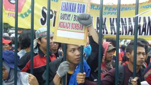 Demo anti BBM