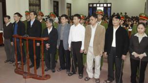 Phiên tòa xét xử vụ Vinashin