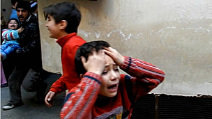 Anak-anak Suriah
