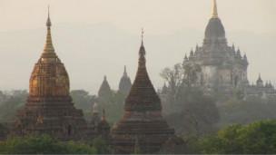 緬甸的歷史與文化吸引來大批遊客