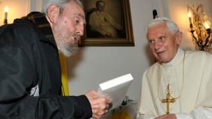 Fidel và Giáo Hoàng