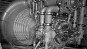 Motor F-1 do Apollo 11. Nasa