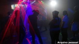 Fiéis dançam no festival EletroGospel, promovido por Lanna Holder / Foto: Divulgação