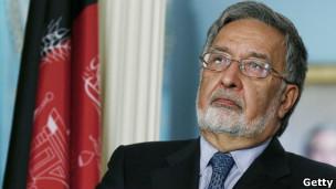 زلمی رسول، وزیر خارجه افغانستان