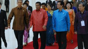 Thủ tướng Việt Nam dự hội nghị Asean ở Phnom Penh