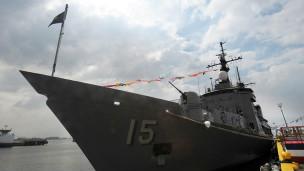 Tàu chiến của Philippines