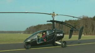 Carro PAL-V (BBC)