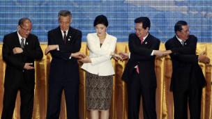 Lãnh đạo các nước Asean