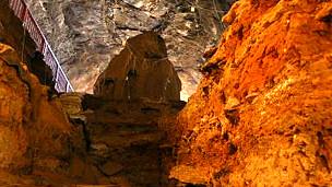 Cueva de Wonderwerk Foto R. Yates