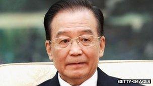 Thủ tướng TQ Ôn Gia Bảo