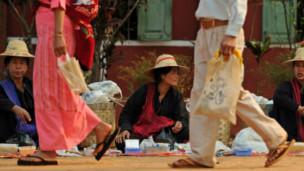 Kehidupan di Burma