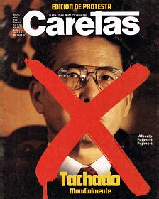 Caretas Fujimori