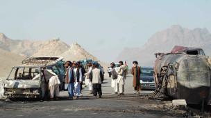 قندهار، عکس از بایگانی