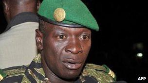 Amadou Sanogo (AFP)