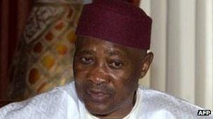 Amadou Toumani Toure (AFP)