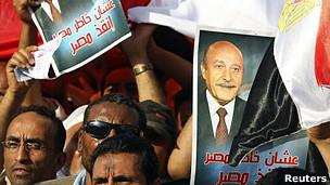 عمر سلیمان، رئیس سابق سازمان اطلاعات مصر