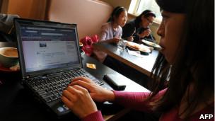 Internet cafe (ảnh minh họa)