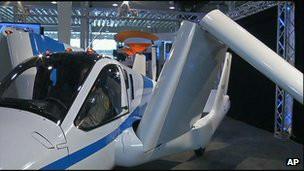 avion carro transition