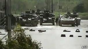 تانک های ارتش سوریه