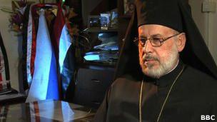 obispo siria crisitiano