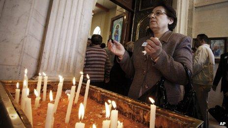 مسیحیان سوریه