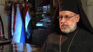 اسقف لوقا الخوری