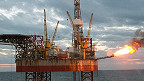 Dàn khoan dầu khí (ảnh minh họa)