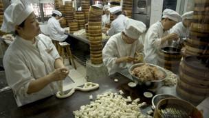 中国食品引人担忧