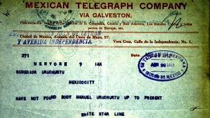 Telegrama Uruchurtu