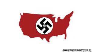 partis nazi eeuu mapa