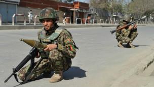 حملات همزمان به اهداف مختلف در افغانستان ا