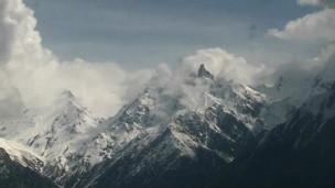 رشته کوه های قراقروم