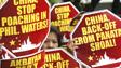 Biểu tình phản đối Trung Quốc ở Manila