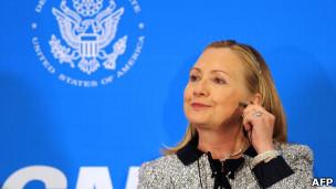 Hillary Clinton (Arquivo/AFP)