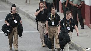 Agentes secretos de EE.UU.