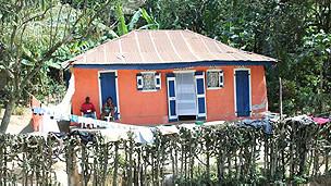 Casa en la localidad de Milot