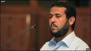 عبدالحکیم بلحاج، فرمانده نظامی لیبی