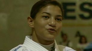 Võ sỹ Sarah Menezes của Brazil