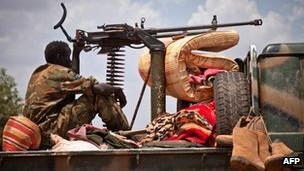 سرباز سودان جنوبی