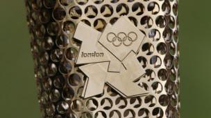倫敦奧運會火炬