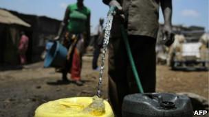 agua africa