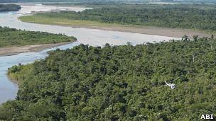 Parque Nacional Isiboro Secure (TIPNIS) | Foto: ABI