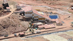 Obras no Equador | Foto: ABI