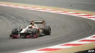 Testes do GP do Bahrein, neste sábado